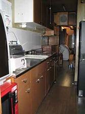 O邸改修工事前 キッチン
