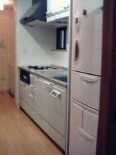 F邸キッチン改修工事後